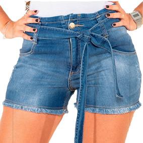 Short Jeans Laço Revanche