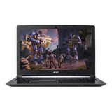 Notebook Acer 15.6 In Ips I7-8750h Gtx 1050ti 128gb Ssd + 1t
