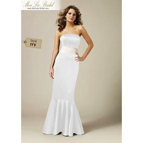 Vestidos de novia civil tiendas