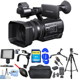 Sony Hxr-nx100 Full Hd Nxcam Camcorder - Pro Bundle