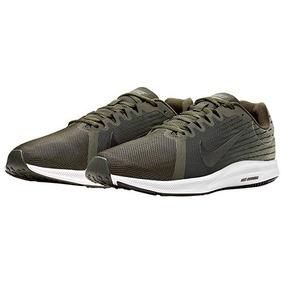 Tenis Nike Downshifter Olivo Tallas #25 Al #29 Hombre Ppk