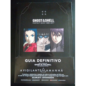 Ghost In The Shell Perfect Book Guia Definitivo