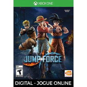 Jump Force - Xbox One - Original - Digital - Online
