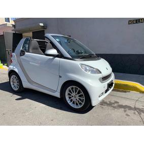 Smart Fortwo Cabrio Passion Aa Piel Mt 2012