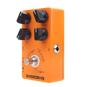Pedal De Guitarra Overdrive