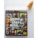 Gta Grand Theft Auto 5 Play Station Ps3