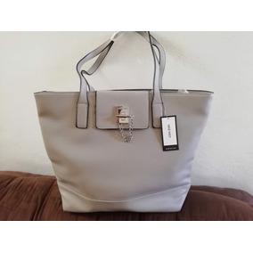 6ed6f22d41215 Bolsa Dama Original - Bolsas Nine West Gris claro en Mercado Libre ...