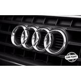 Emblema Audi Para Parrilla Delantera