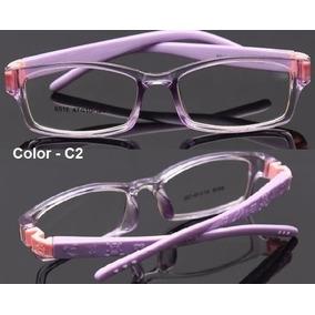 Armação Flexível Infantil Tr90 Óculos De Grau 6 A 8 Anos 17f543fafd