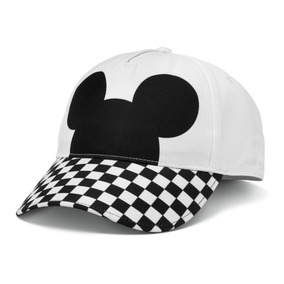 Gorra Vans Edición Disney Mickey 90 Checkerboard Look Trendy 11b4463a248