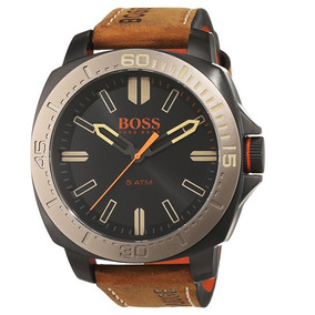 f312a0ad0616 Reloj Hugo Boss Orange Ext. Piel De Pulsera Hombre - Relojes en ...