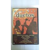 Karaoke Duetos Dvd