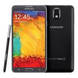 Samsung Galaxy Note 3 N9005 4g, 32gb - Tela De Demonstração
