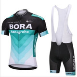 Conjunto Bora 2018 Bretelle Uniforme Bike Ciclismo Speed Mtb