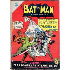 Revista Batman Nº 322 Editorial Novaro 1966