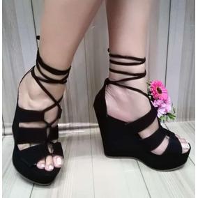 Zapatos Mujer Plataformas Nuevos - Sandalias para Mujer en Mercado ... ab478b9c37f0