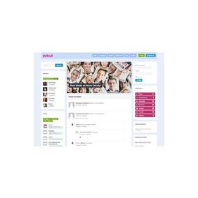 Clone Do Orkut Em Português - Script De Rede Social 2019