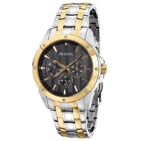 3ea17baefb1 Relógio Masculino Analógico Bulova Wb21516q Prata - Joias e Relógios ...