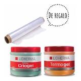 Quemadores Grasa Kit Reductor Termogel + Criogel Film Regalo