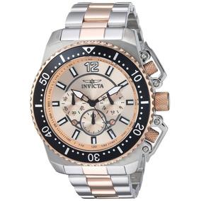 Relógio Invicta Raro 21956 Pro Diver Master Of The Oceans