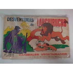 Desventuras De Larguirucho Nro.127 Julio 1976