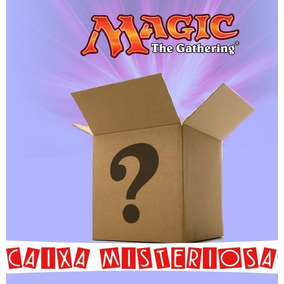 Caixa Misteriosa Magic The Gathering - Versão Overlord