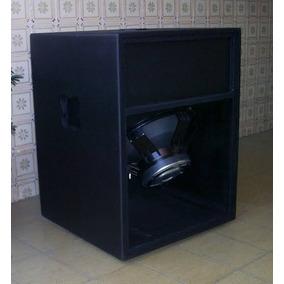 Projeto Caixa De Som Sub Grave T-18,t-15,t-12