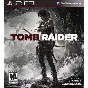 Tomb Raider Ps3 Psn Imediato!