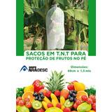 Saco De Proteção Tnt P/bananas ,69x1,50 Mts 50 Un. C/amarril