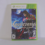 Castlevania Lord Of Shadow - Xbox 360
