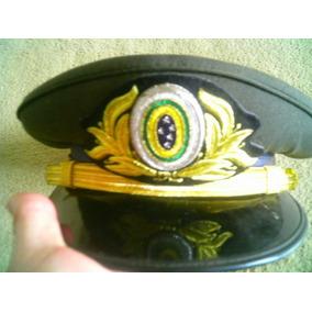 Quepe Antigo De Oficial Do Exército Brasileiro. 5178149ddd5