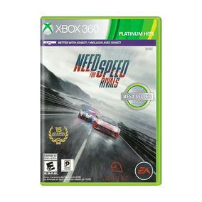 Jogo Novo Lacrado Need For Speed Rivals Para Xbox 360