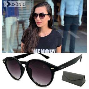 Oculos Solar Polarizado Osônio Os82 Original Redondo Premium
