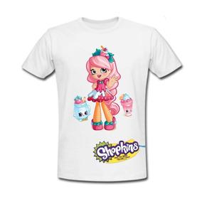 Playera Shopkins 06 - Compra Dos Y Envío Gratis