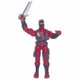 Figura De Accion Shadow Strike Ninja Gi Joe Coleccion