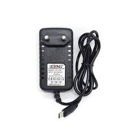 Carregador Tablet Micro Usb V8 Lelong Le-0184 Nota Fiscal
