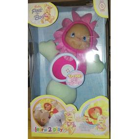 Muñeca Para Bebes Niñas Ilumina Cara
