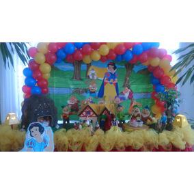 Pacote De 10 Decorações Infantis Para Festa