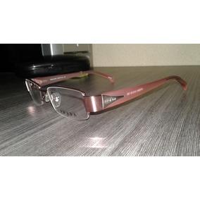 Armação Para Óculos De Grau Feminina Cor Rosa - Óculos em Ceará no ... ca483b200d