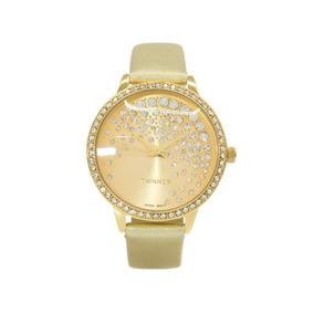 Reloj Thinner Dorado