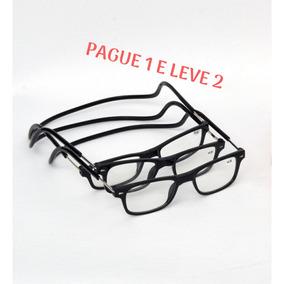 Armação Óculos Com Imã Magnético Pague 1 E Leve 2 Frete Grát 236ff9e4d3