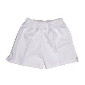 Short Blanco Para Niño niña Gimnasia colegio Talle 10 - Ropa y ... 6e897f830846b
