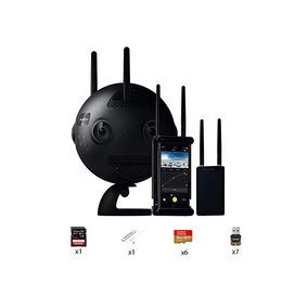 Insta360 Pro 2 Camera 360 8k 3d 6x Microsd 64gb
