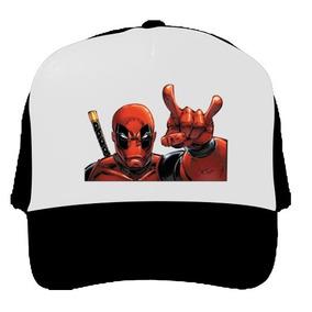 Jockey Deadpool - Vestuario y Calzado en Mercado Libre Chile ac34be9fdd6