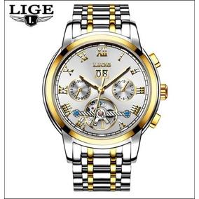 3d0d2ae715f Relogio Lige Automatico - Relógio Masculino no Mercado Livre Brasil