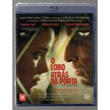 Blu-ray O Lobo Atrás Da Porta: M. Cortaz + L. Leal (lacrado)