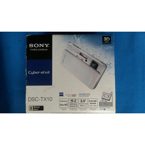 Camara Fotográfica Sony 16.2 Megapixels Full Hd Water Proof