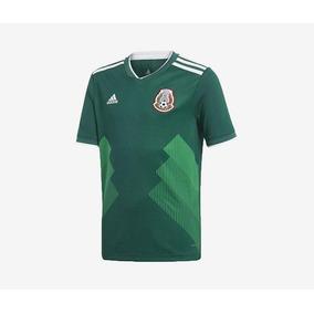 218f02d8c981a Camiseta Titular Del Monterrey De Mexico 2018 - Camisetas en Mercado ...