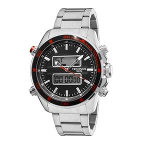 Relogio Technos 6p29 Afs Quadrado - Relógio Technos Masculino no ... 6542a0bf71