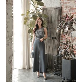 Elegantes Conjuntos De Pantalon Y Blusa Para Damas - Ropa y ... 7000a4adf4b7